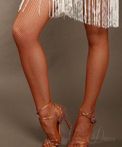 ciorapi profesionali pentru dans sportiv cu plasa ochiuri mici si talpa microfibra