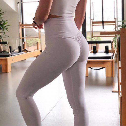 colanti sport magic butt white lifting effect