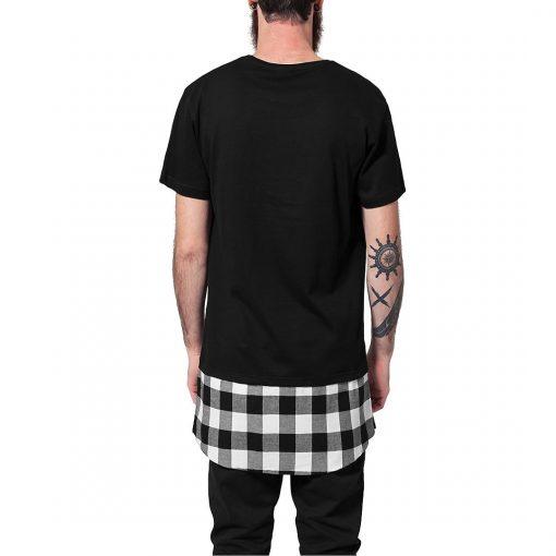 tricou lung barbati new era