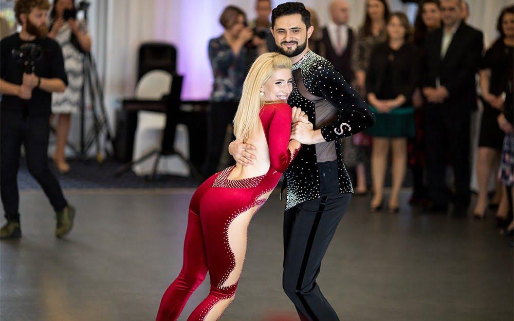 Judit Borzasi sustine custuri de dans in Cluj